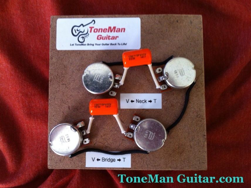 vintage upgrade les paul style wiring harness pre built wiring harness s gibson epiphone les paul