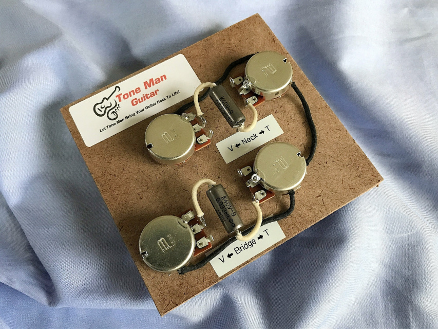 Tremendous Upgrade Guitar Wiring Harness Kits Gibson Epiphone Fender Wiring Cloud Hisonuggs Outletorg