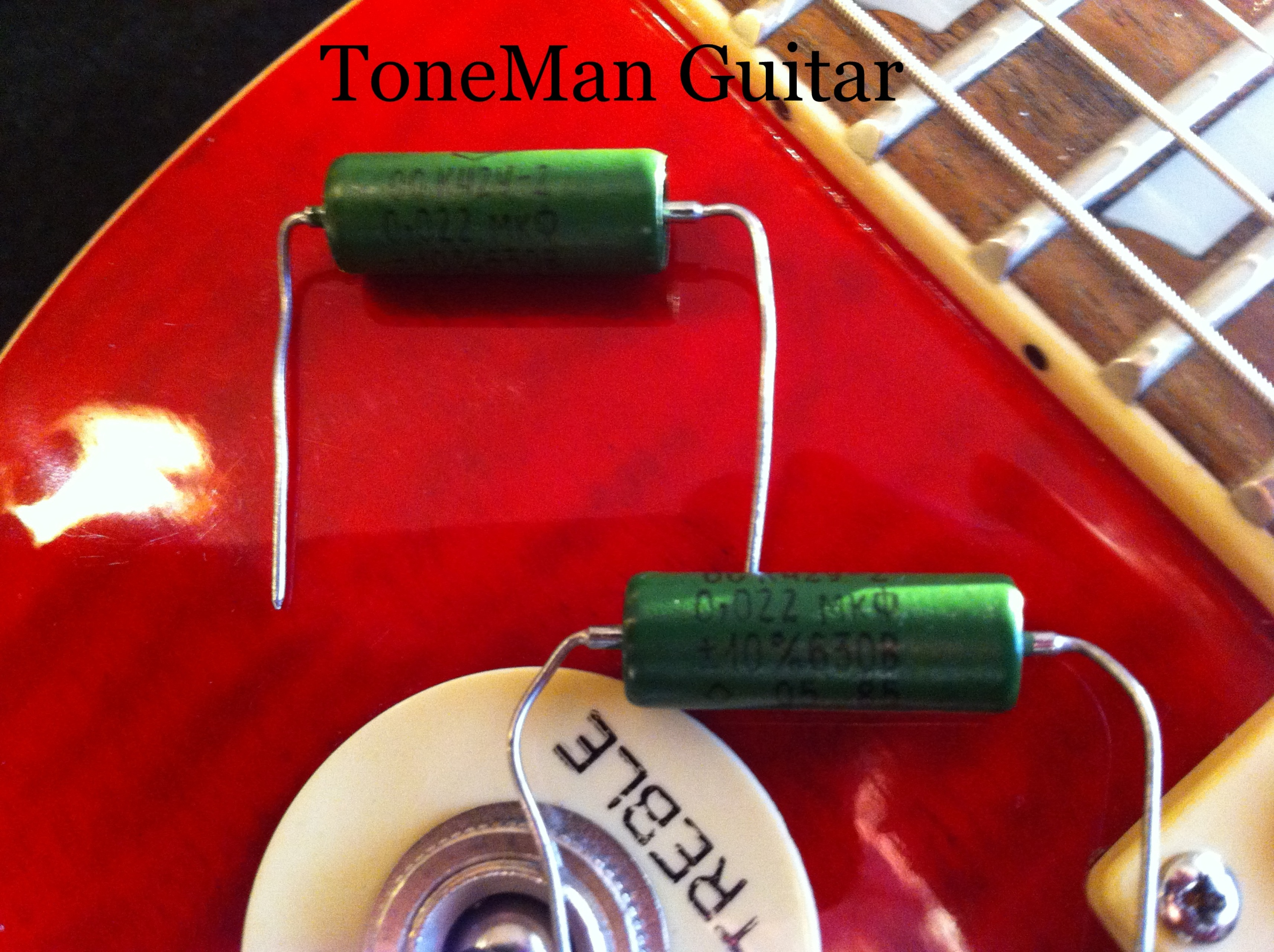 Gibson Epiphone Es175 Es295 Prebuilt Upgrade Wiring Kit Pio Tone P90 Harness Or 50s Vintage Caps