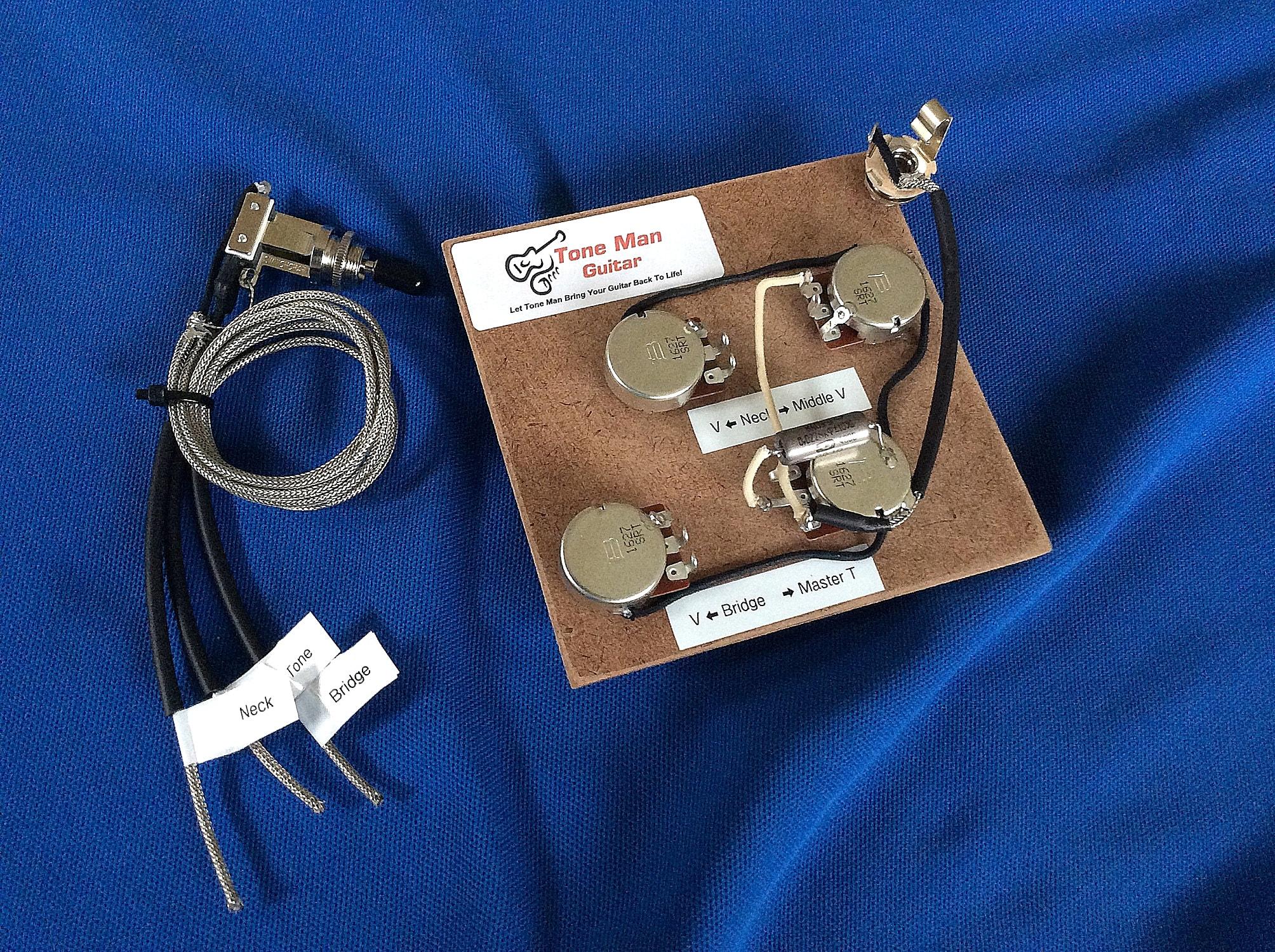 Tremendous Gibson Les Paul 3 Pickup Wiring Upgrade Kit Wiring Database Hyediarchgelartorg