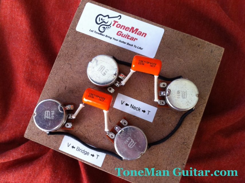 s213069964309739773_p44_i7_w640 les paul prebuilt wiring harness kit vintage 50s tone tone man guitar wiring harness kits at gsmx.co